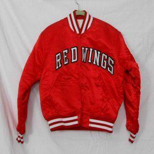 Vintage Red Wings Starter Jacket